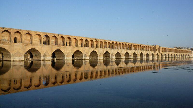 33-Bogen-Brücke Si-o-se Pol © Diamir
