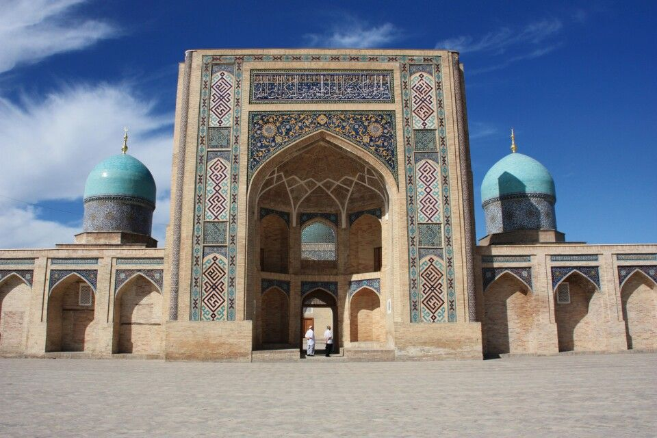 Barak-khan Medrese in Taschkent