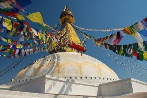 Buddhistisches Zentrum Boudhanath