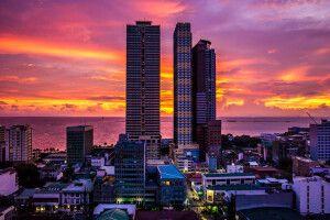 Metropole Manila - ein Stadt, die niemals schläft