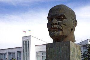 Lenin-Standbild in Ulan-Ude