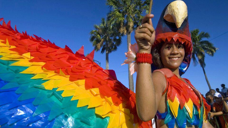 karneval in Santo Domingo