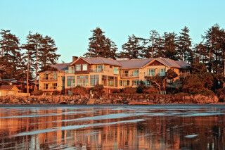 Long Beach Lodge, Tofino, Vancouver Island