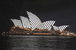 Vivid Sydney - Lichtfestival