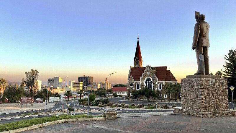 Windhoek © Diamir