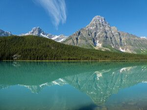 Waterfowl Lake, Banff-Nationalpark