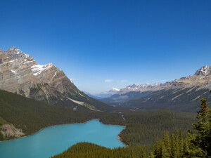 Peyto Lake, Banff-Nationalpark