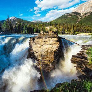 Athabasca Falls, Jaspeer-Nationalpark