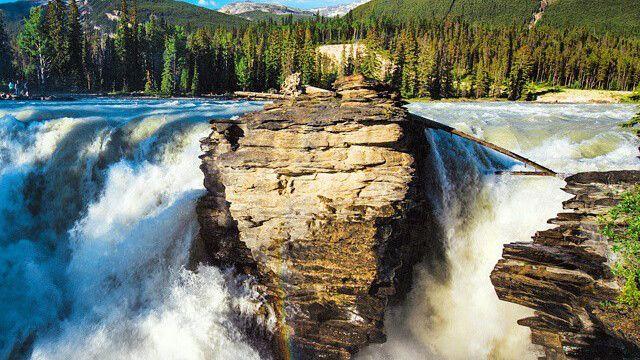 Athabasca Falls, Jaspeer-Nationalpark © Diamir