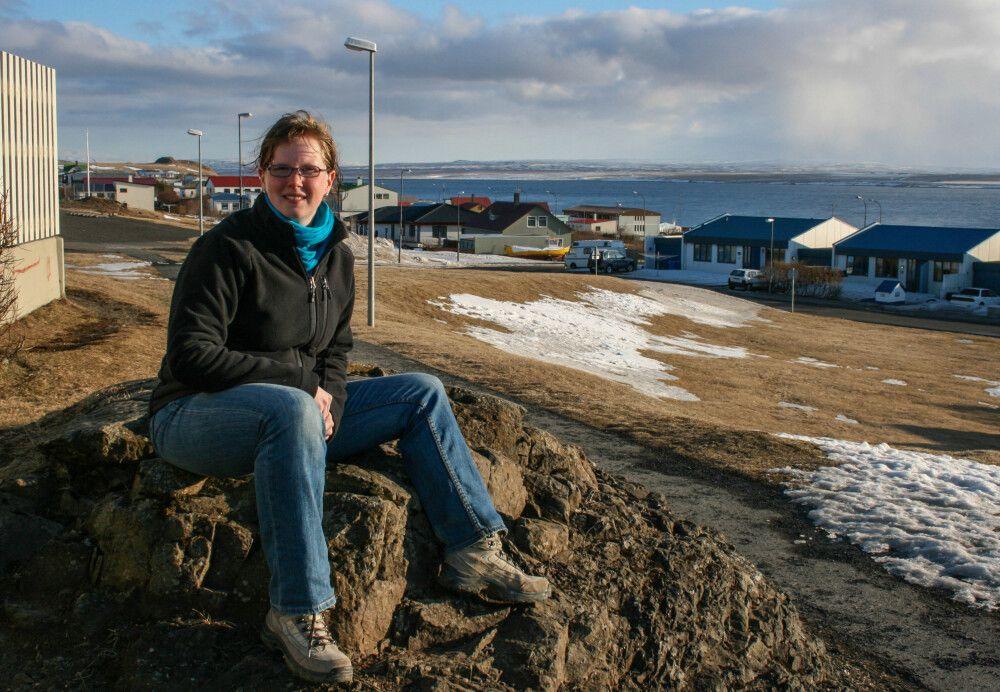 Das erste Mal in Island – April 2008