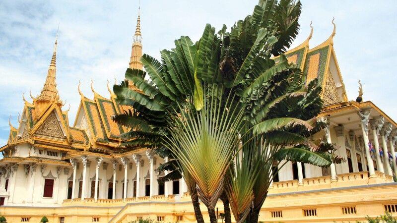 Königspalast in Phnom Penh © Diamir