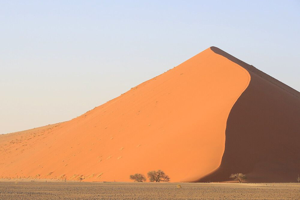 Sanddüne bei Sossusvlei