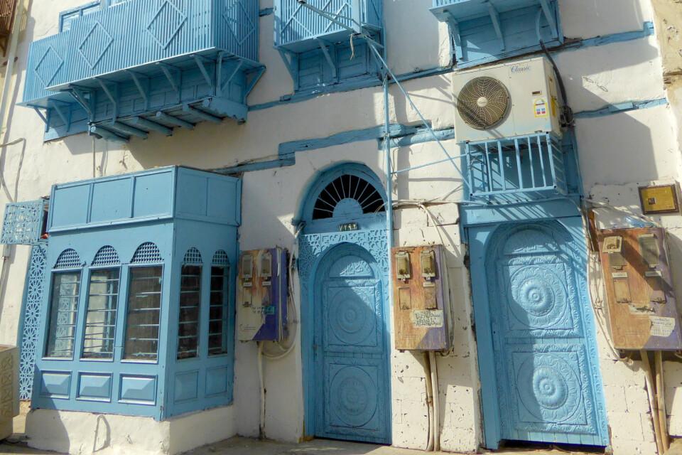 Altstadt von Dschidda