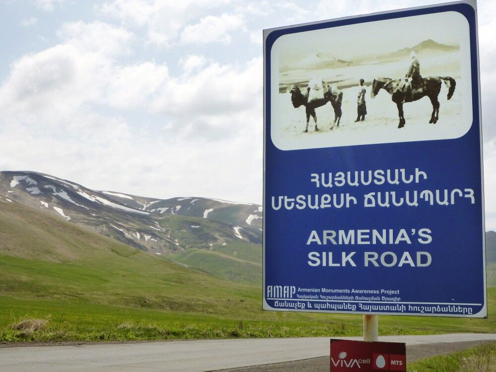 Armenien – Unterwegs auf der alten Route der Seidenstraße