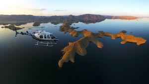 Der wunderschöne Argyle-See ist der größte Stausee Australiens.