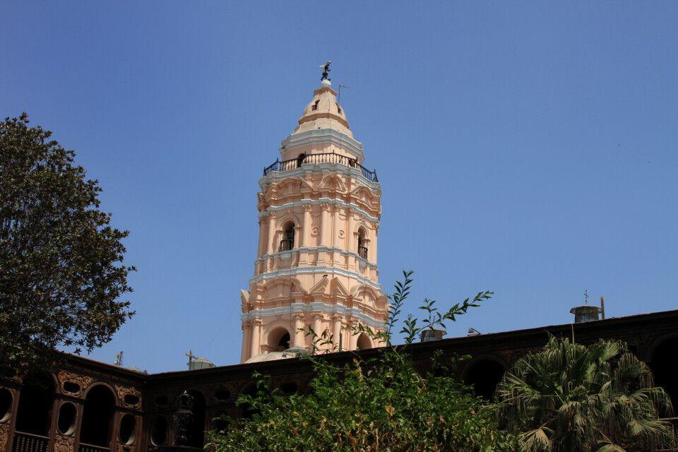 Das Klooster Santo Domingo in Lima bietet einen stillen Ort inmitten von Trubel