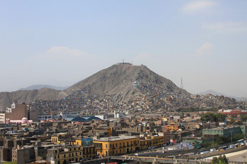 Lima, die Hauptstadt Perus