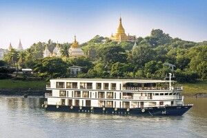 Sanctuary Ananda bei Mandalay