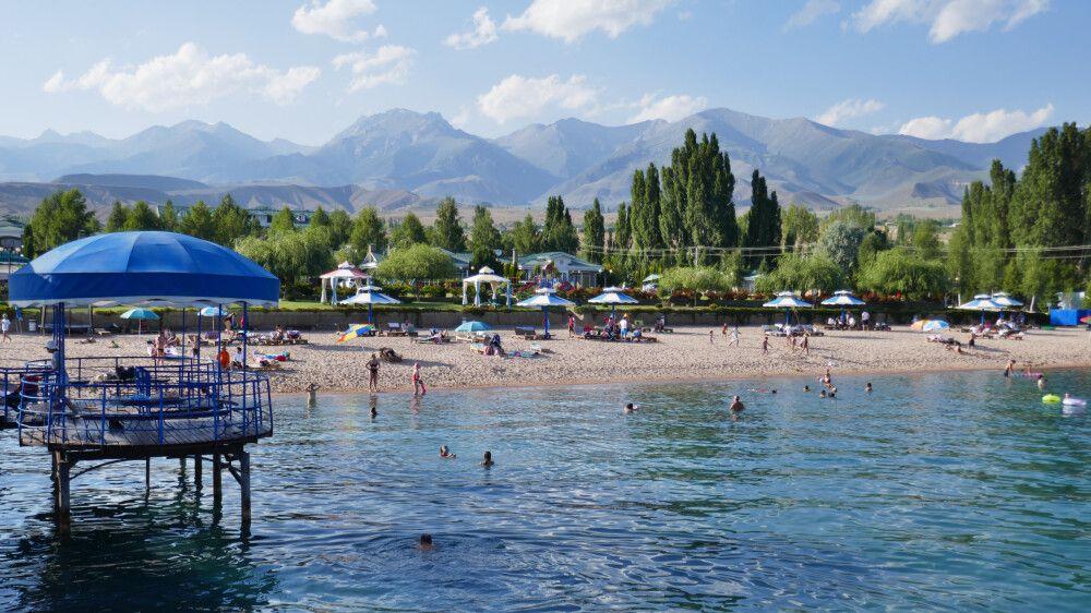 Issyk-Kul-See