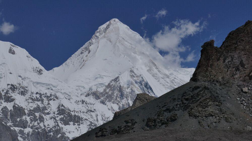 Khan Tengri (7010m)