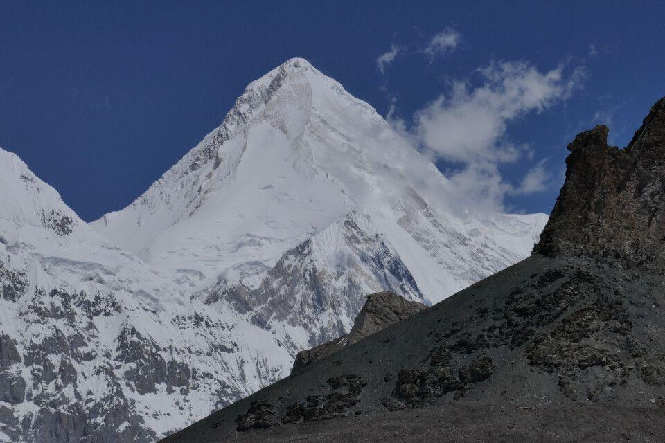 Khan Tengri (7010 m)