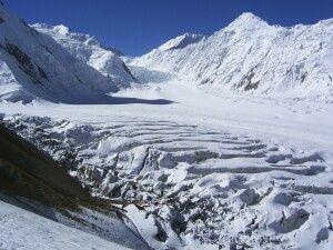 Merzbacher Gletscher