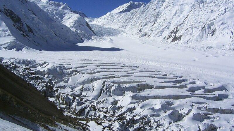 Merzbacher Gletscher © Diamir