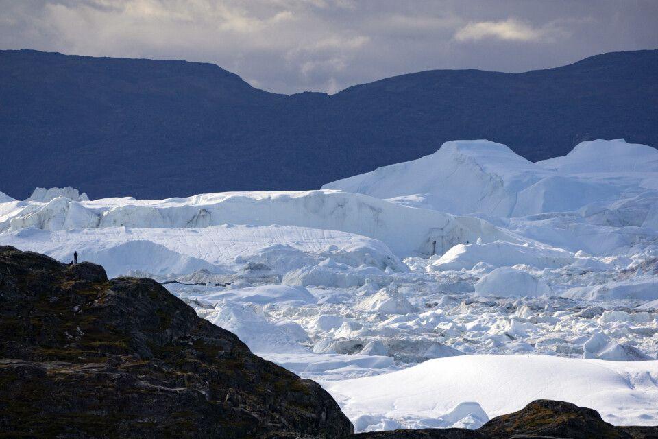 Am Ilulissat-Eisfjord (UNESCO)