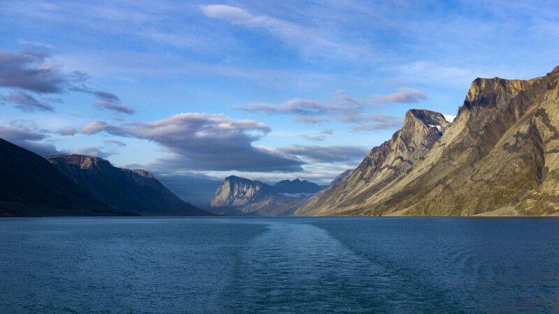 Im Søndre Strømfjord vor Kangerlussuaq © Diamir