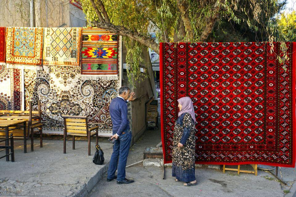 Teppichhändler unter sich
