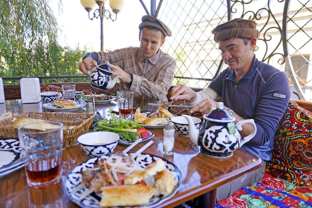Essen Gastfreundschaft