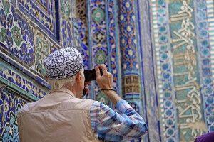 Fotografische Erlebnisse in Samarkand