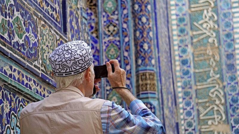 Samarkand © Diamir