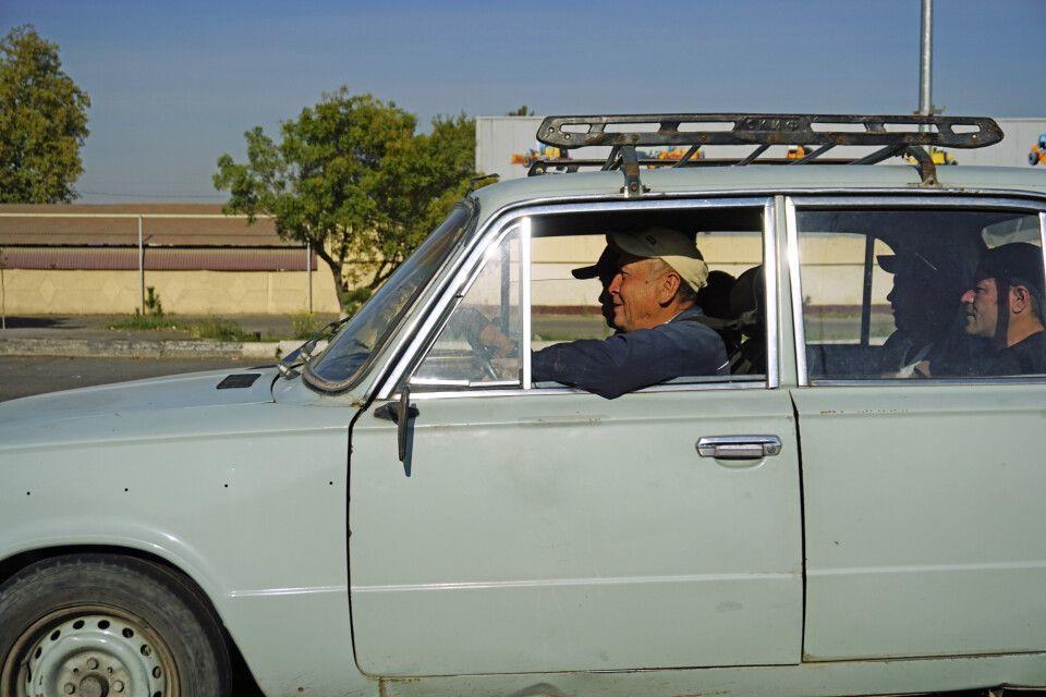 Lada-Gang-Usbekistan