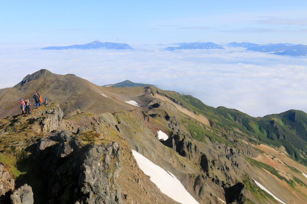 Trekking in Südkamtschatka