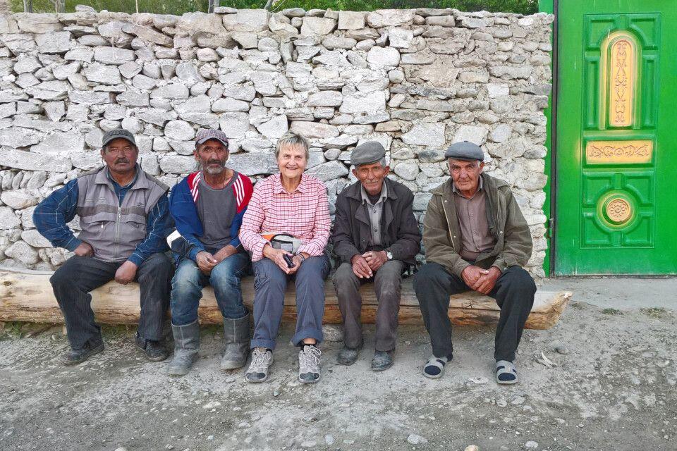 Begegnungen im Pamir