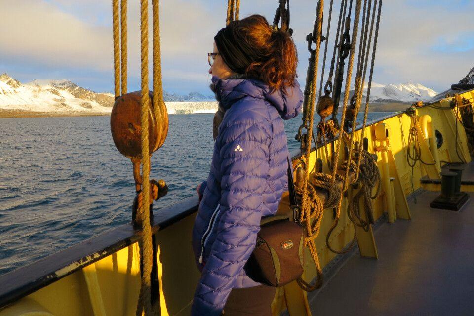 Kurs Spitzbergen!