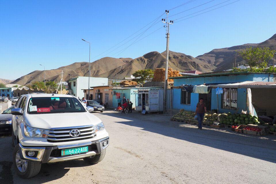 In Nohur im Kopedag Gebirge