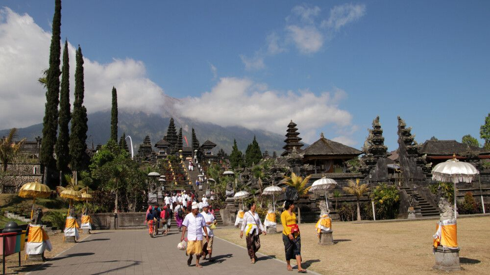 Pura Besakih – der Muttertempel Balis