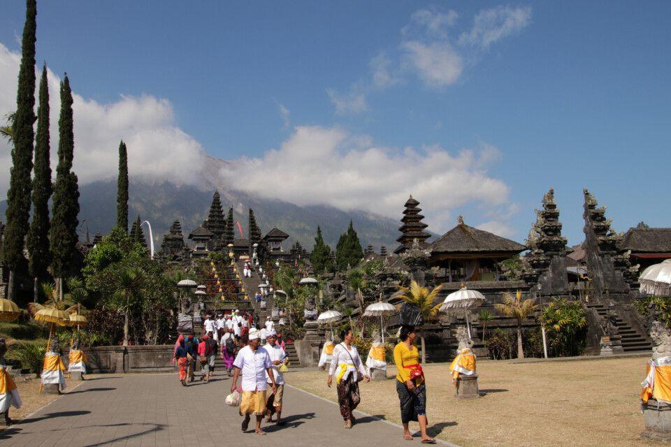 Pura Besakih - der Muttertempel Balis