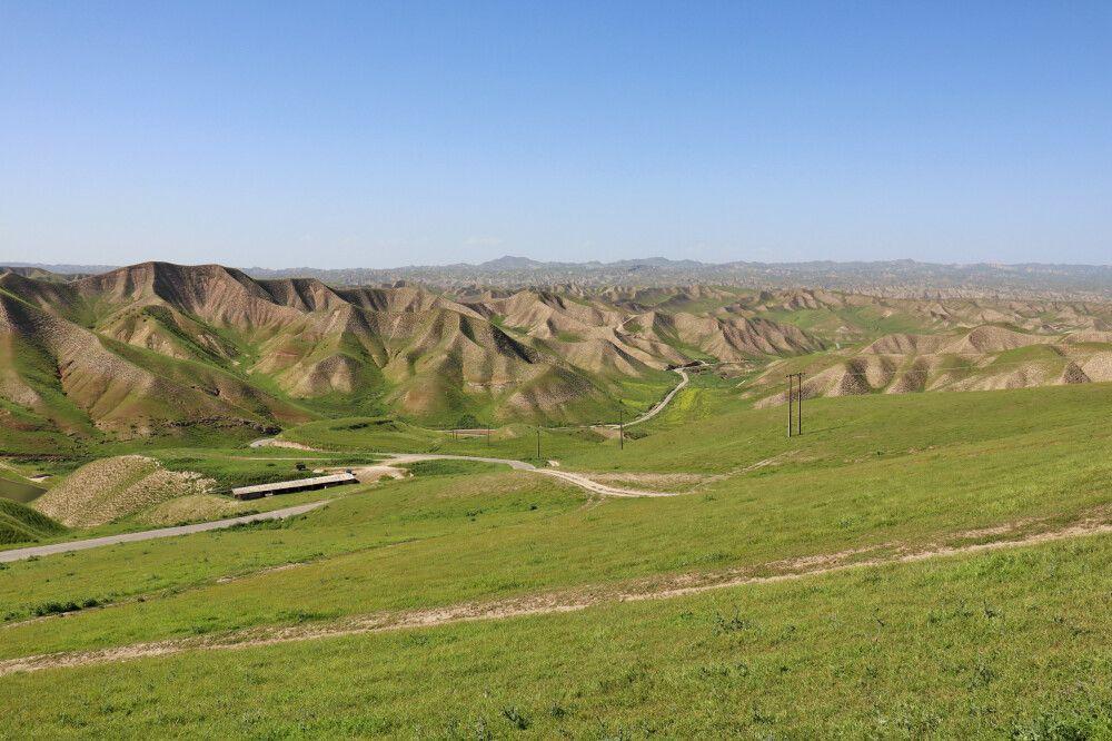 Golestan NP – die Kope-Dagh Berge