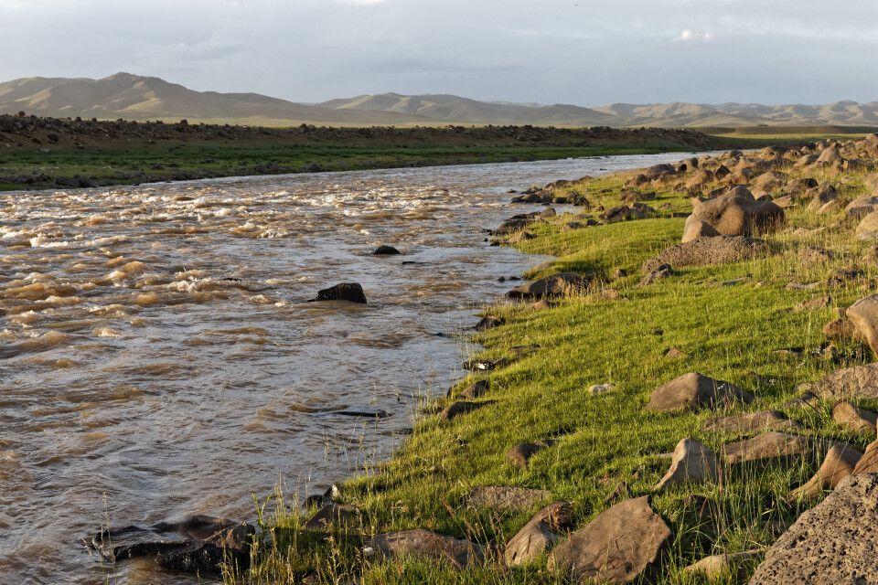 Am Fluss Orchon