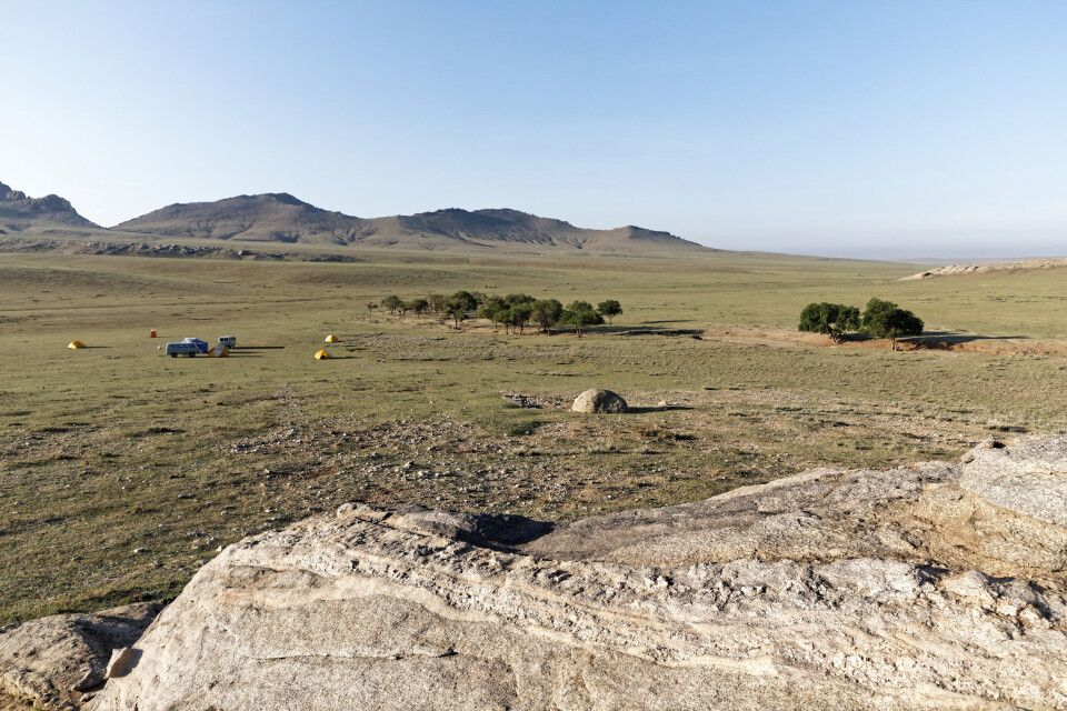 Unterwegs in der einzigartigen Region Rashaan Khad