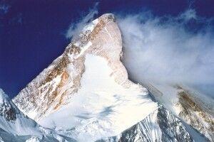 Die beeindruckende Pyramide des Khan Tengri.