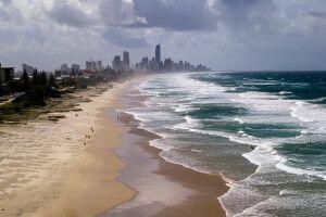 Gold Coast - eine Stadt an der Südostküste von Queensland