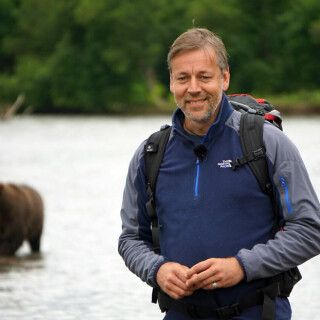 Thorsten Kutschke Moderation am Kurilensee