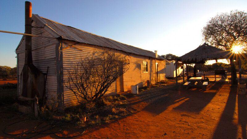 Idylle im Outback © Diamir
