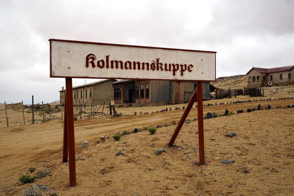 Als Selbstfahrer in Namibia unterwegs – Kolmannskuppe
