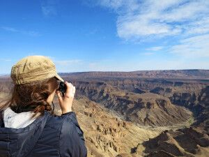 Als Selbstfahrer durch Namibia reisen - Fish River Canyon