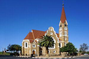 Als Selbstfahrer in Namibia unterwegs - Windhoek